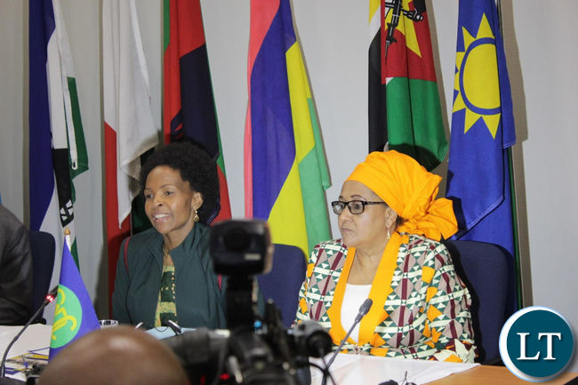 The SADC Organ Troika Plus Council Meeting