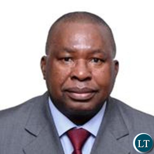 African Union Commissioner for Trade and Industry Albert Muchanga