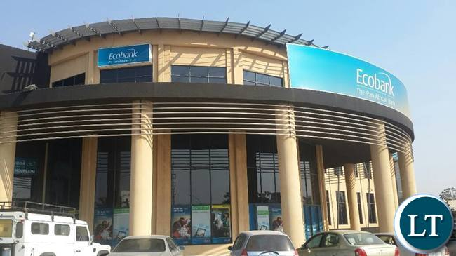 Ecobank Head Office