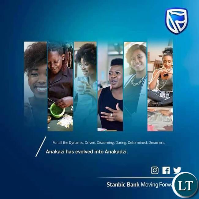 Stanbic Bank Anakadzi banner