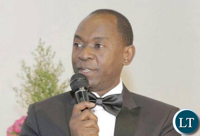 Lusaka lawyer Kelvin Bwalya Fube (KBF)