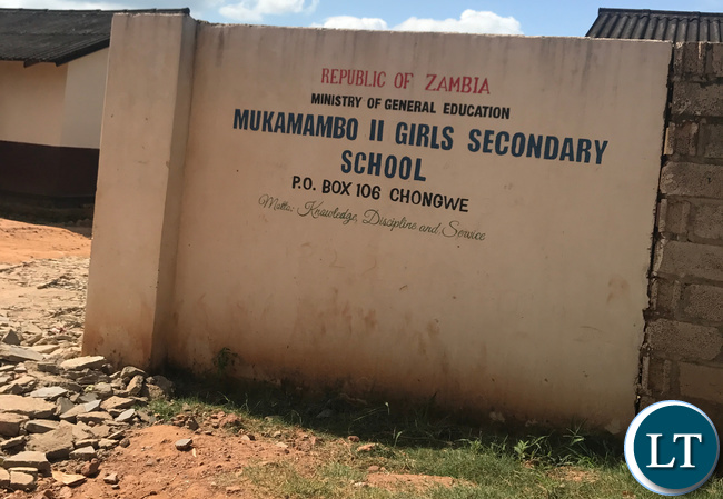 Mukamambo Girls Boarding School was closed on Friday after health inspectors declared it unfit for human habitation