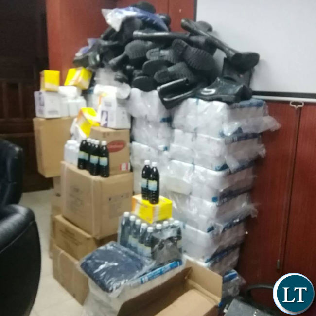 UPND Donations