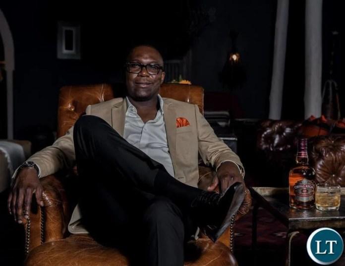 Meet Maybin Mudenda, Zambia's multimillionaire