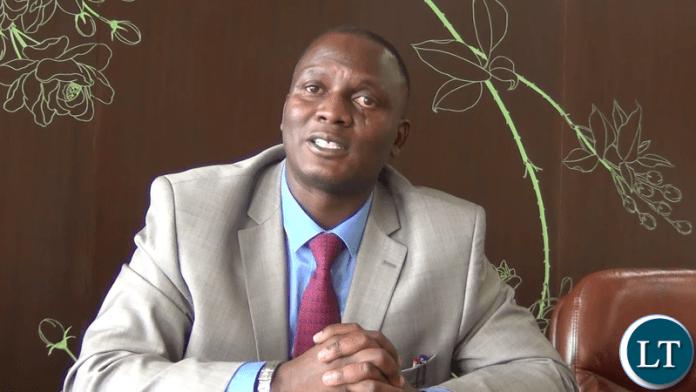 Chililabombwe patriotic front Member Of Parliament Richard Musukwa