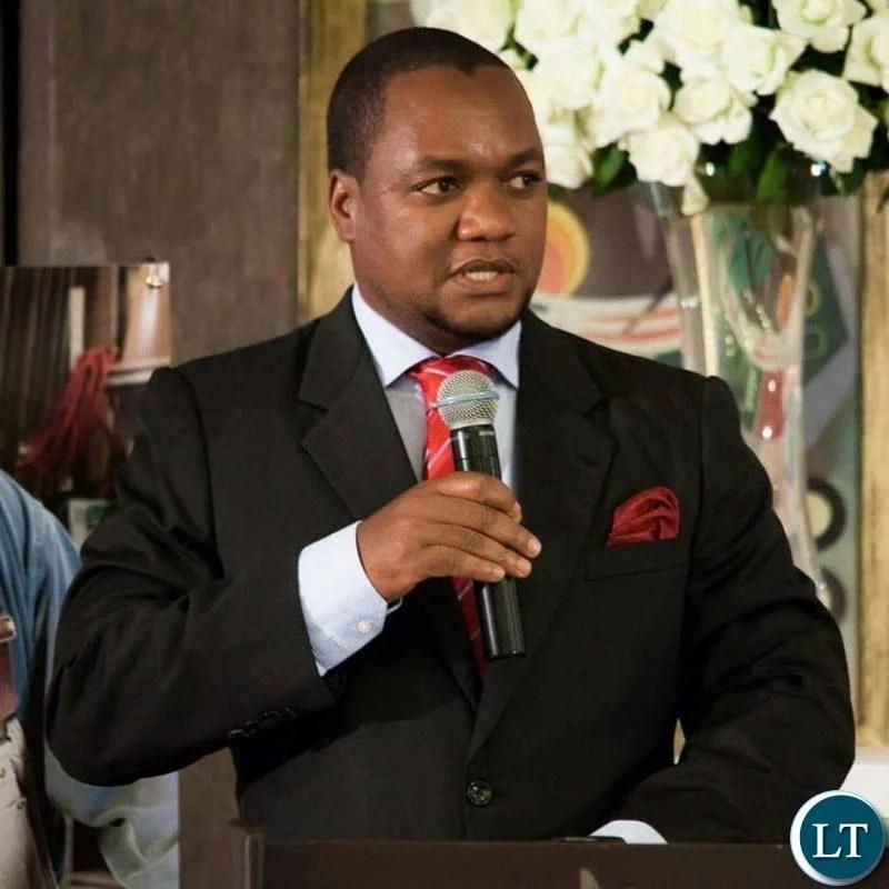 Zambia : PF picks Miles Sampa for Lusaka Mayor
