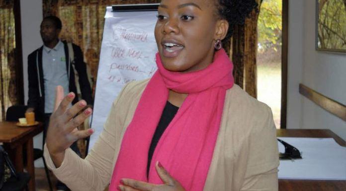 CTPD Policy Lead on Extractive and Development Natalie Mwila Kaunda