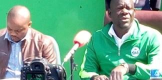 Patriotic Front -PF- Secretary General Hon Davies Mwila