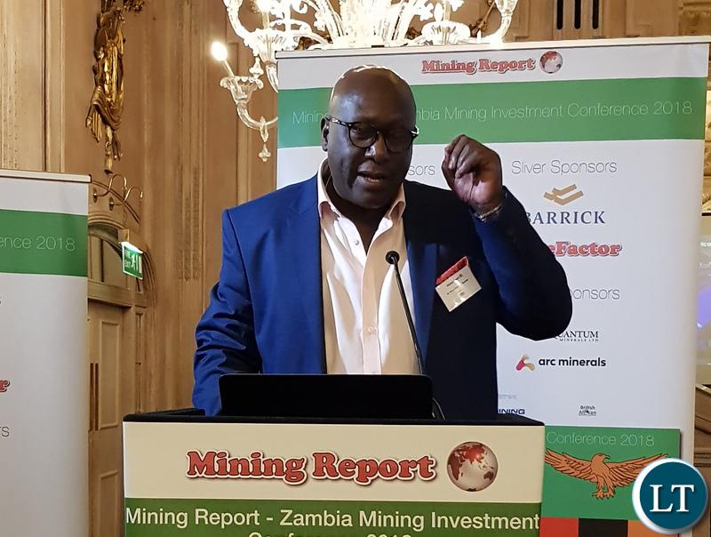 Zambia : ZCCM IH CEO Dr Pius Kasolo fired
