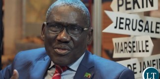 Tourism and Arts Minister, Charles Banda