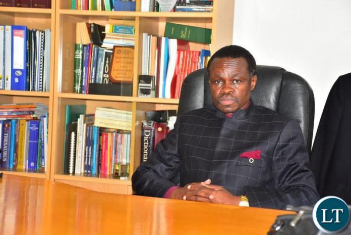 Professor Patrick Loch Otieno Lumumba