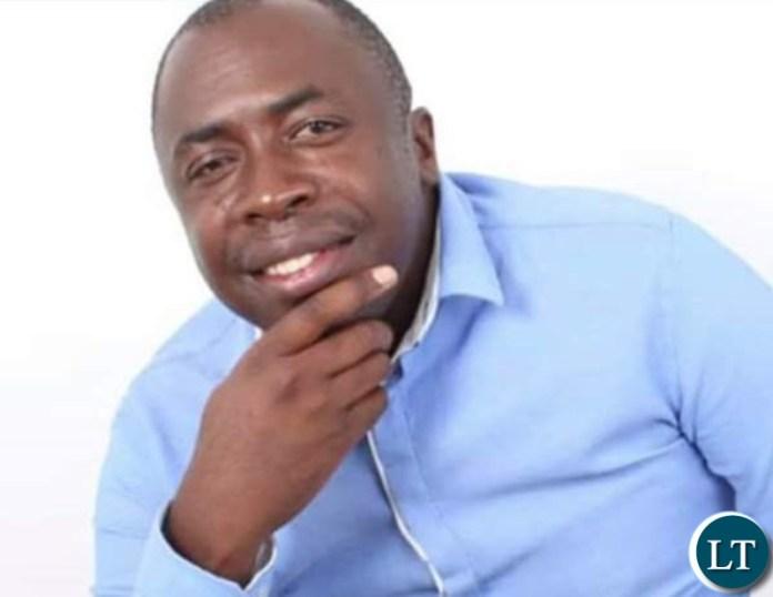 Zambian human rights activist Gregory Chifire