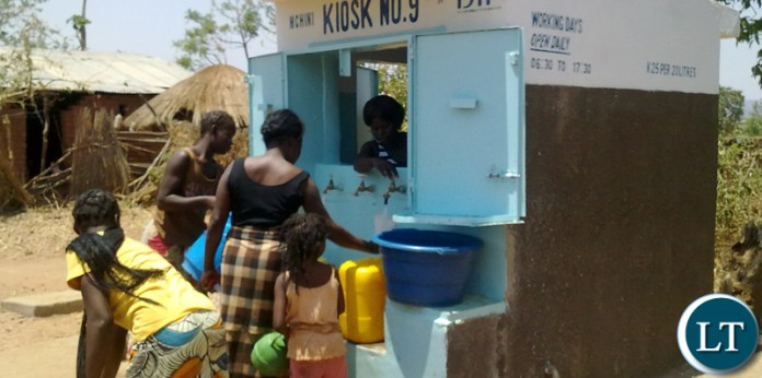 Water Kiosk