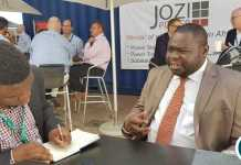 President of the Economic Association of Zambia(EAZ), Dr. Lubinda Habazoka