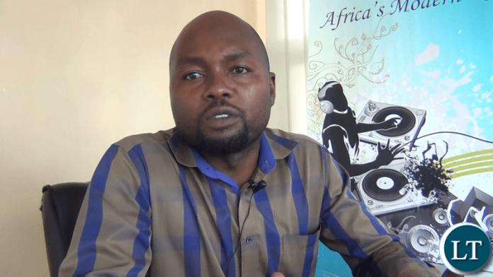 NAREP Secretary General Ezra Ngulube