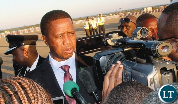 Zambia : President Lungu must come clean over associations