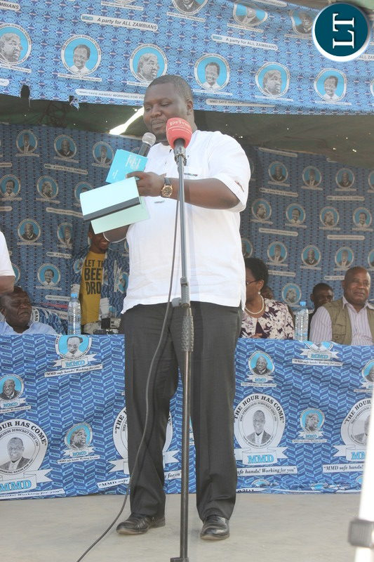 Zambia : Conflict Between Southern Province MPs And