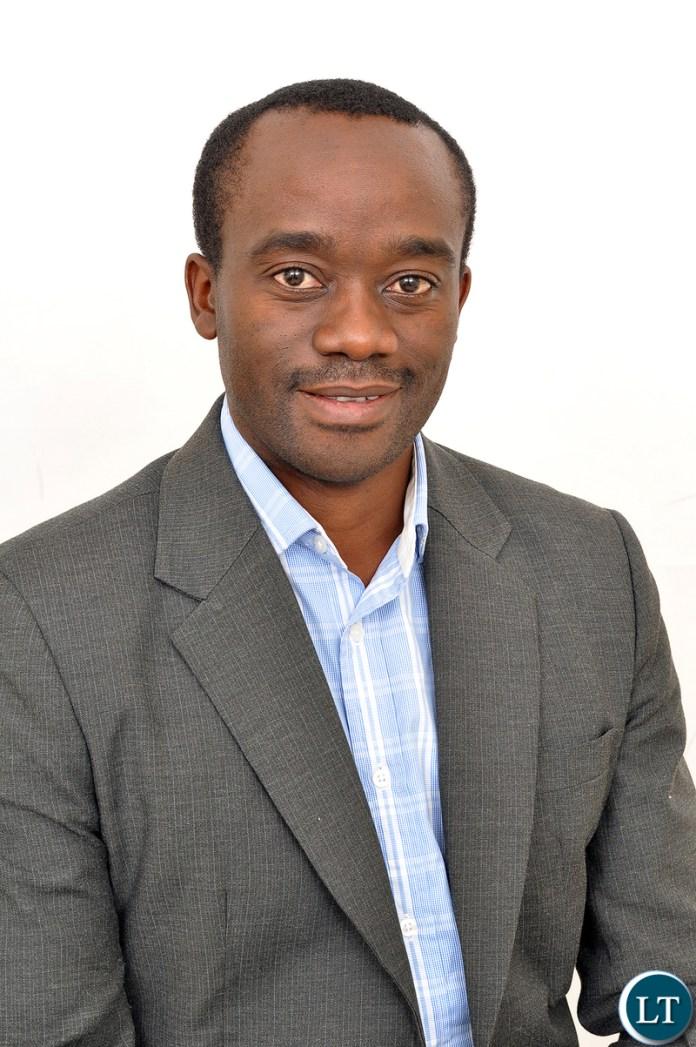 Mupota Muchelemba, Managing Director of Seidor Zambia