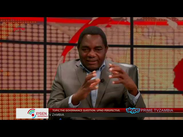Zambia : HH's Full Interview on Prime TV
