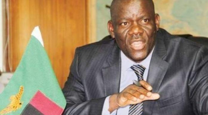 """PF SECRETARY GENERAL HON. DAVIES MWILA WRITES TO ANC SECRETARY GENERAL ACE MAGASHULE - APPEALING TO ANC TO """"LEAD THE STRUGGLE AGAINST XENOPHOBIC OPPRESSION IN SOUTH AFRICA"""""""