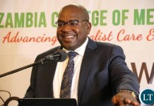 Hon. Dr. Chitalu Chilufya