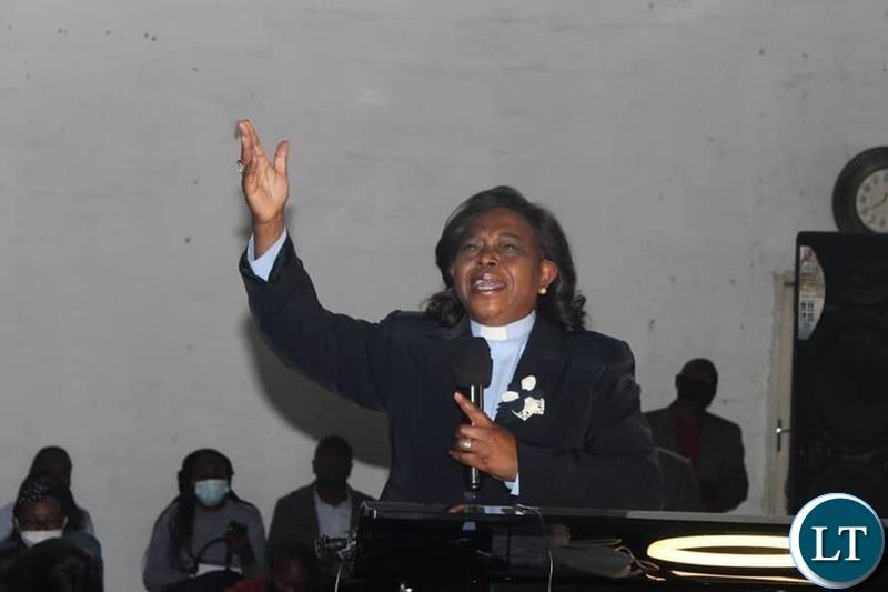 Rev. Sumaili's CB Meaningless Campaign Among 700 Bikini Bottom Pastors