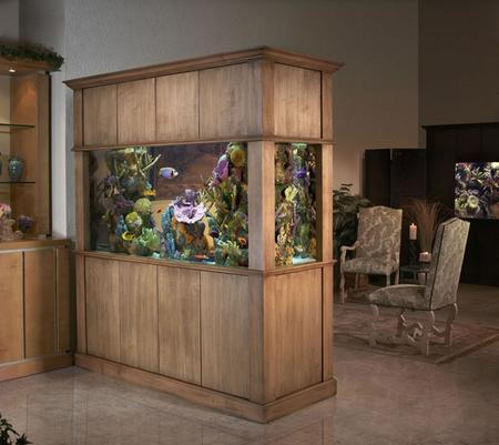 Home Staging Tips for Room with Aquarium