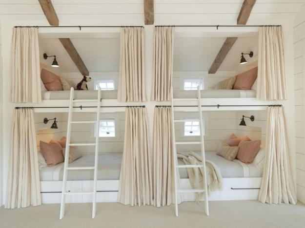 Kids Bedroom Furniture Stylish Space Saving Ideas And Modern Loft Beds