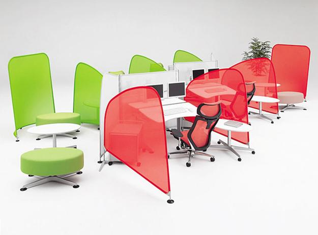 Ergonomic Office Chair Designs Space Planning And Office Furniture Placement