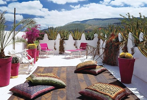 Moroccan Garden Ideas