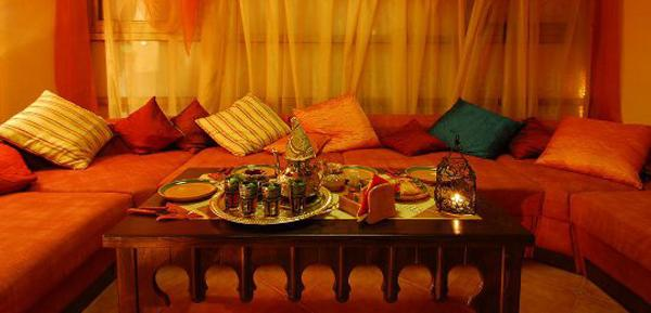 Moroccan Style Home Decorating Colorful And Sensual Home