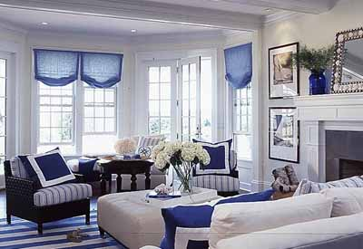 black and white themed living room ideas images of small rooms with fireplace color accent decorating blue furnishings modern