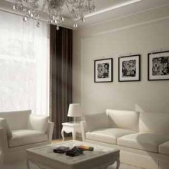 White Wall Decorations Living Room Tuscan Style Furniture Rooms Black And With Color Accent Decorating Decor