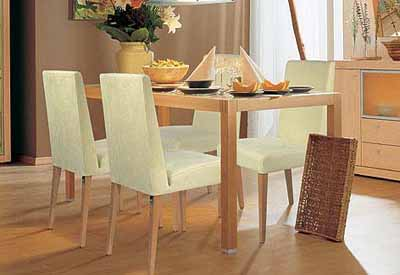 light wood dining chairs baby bjorn high chair stylish stools and 9 furniture design trends room white upholstery decor colors modern