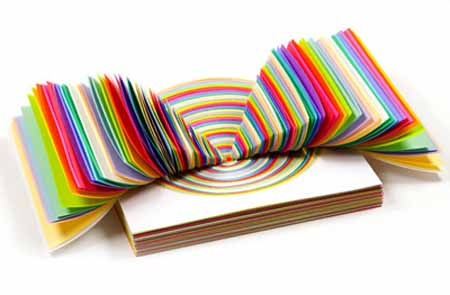 colorful paper craft ideas