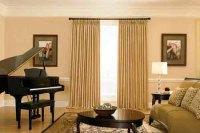 Living room with piano design - chefhorizon.com
