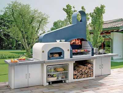 summer kitchen ideas cabinet shelving outdoor rooms modern backyard life and enjoy equip a with all home facilities appliances for comfortable functional design
