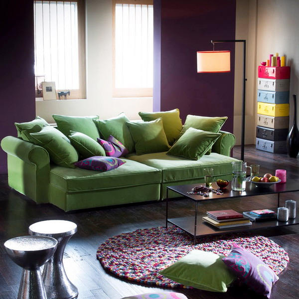 color sofas living room blue and tan ideas modern sofa top 10 furniture design trends 2012 in