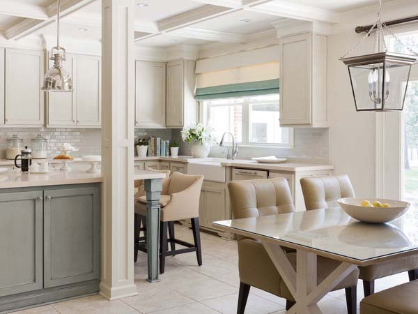 Organic Design And Decor Modern Kitchen And Bathroom