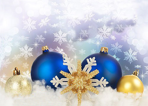 Golden Yellow Decorations and Ideas Christmas Decor Trends 2012