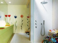Hand Painted Wall Tiles, Simple Ways to Decorate Old ...