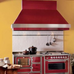 Vintage Kitchen Stoves Tuscan Wall Clocks Retro Design For Modern Kitchens In Styles Appliances