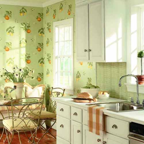 green kitchen decor moen faucets warranty paint colors and wallpapers for decorating