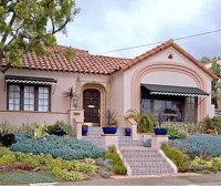 House Entrance and Front Door Decoration Ideas, 20 ...