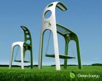 Giraffe Street Lamp, Sustainable Outdoor Light Design and ...