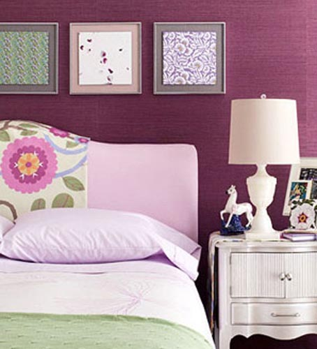 Berry Pink Color Schemes Room Paint Colors And Home