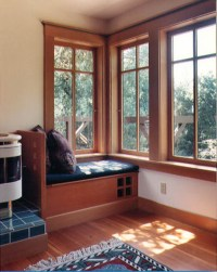 9 Window Seat Designs with Heaters, Modern Interior Design