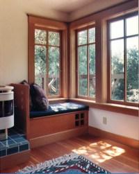 9 Window Seat Designs with Heaters, Modern Interior Design ...