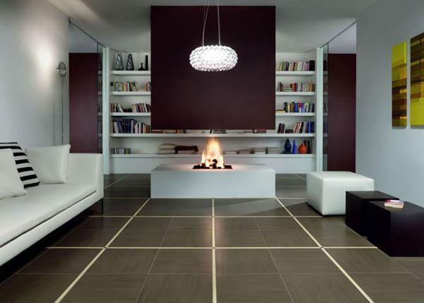 Ceramic Granite Beautiful Wall Design and Modern Flooring