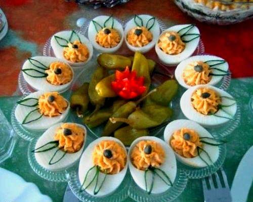 15 Beautiful Easter Food Decoration Ideas Edible